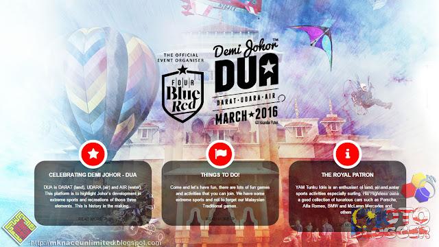 Festival Demi Johor DUA 2016 @ Iskandar Puteri
