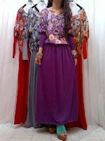 Maxi Spandex Corak SOLD OUT