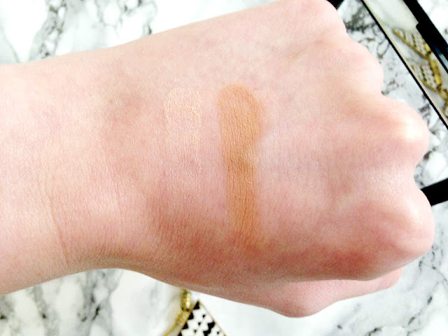 Collection Contour Kit Swatches