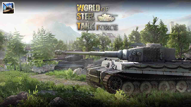 World Of Steel: Tank Force APK Images