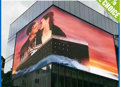 Đơn vị thi công màn hình led p5 ngoài trời tại Vũng Tàu