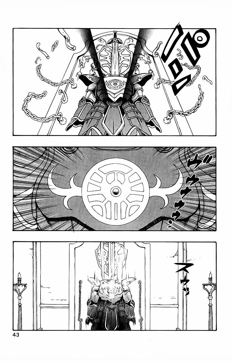 Dragon Quest: Emblem of Roto chap 34 trang 38