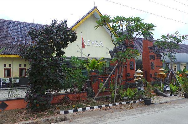 KPK segel rumah sakit Reysa