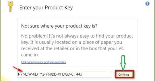 2016 microsoft office product key