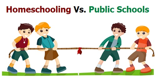 similarities between homeschooling and traditional schooling