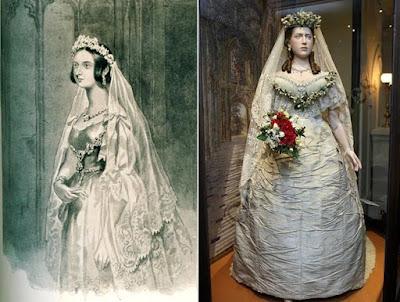 Resultado de imagem para vestido de noiva antigo