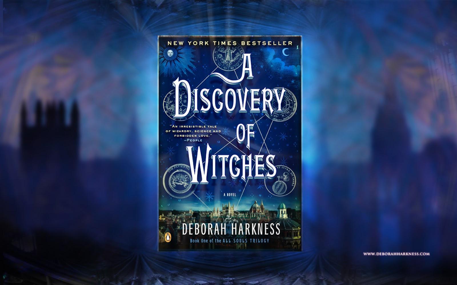 A Discovery Of Witches (El descubrimiento de las brujas) a la TV