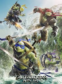As Tartarugas Ninja – Fora das Sombras Dublado HD