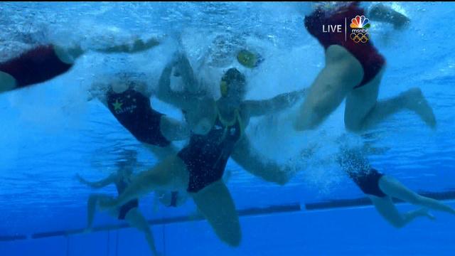 Swimming Boob 35