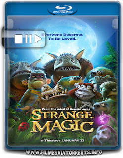 Magia Estranha Torrent – BluRay Rip 720p e 1080p Dual Áudio