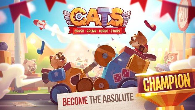Descargar APK CATS Crash Arena Turbo Stars Última versión 2.9.1