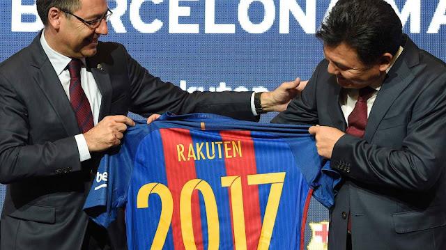 El acuerdo con Rakuten dinamita las relaciones del Barça con Nike