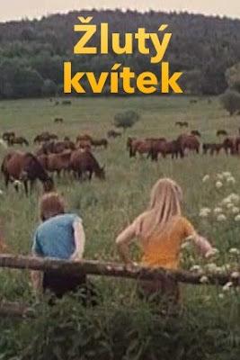 Žlutý kvítek. 1982.
