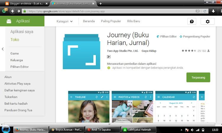 App Review : Journey