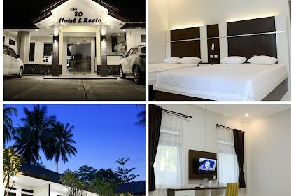 Harga Hotel Batukaras Pemandangan Pantai