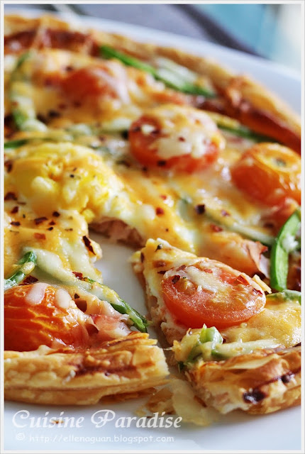 Cuisine paradise singapore food blog recipes reviews and travel 3 recipes on quinoa salad part ii 5 fuss free homemade pizza using perfect italiano pizza plus cheese 5 quick easy pasta dish apr 2016 new forumfinder Images