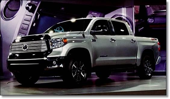 2018 Toyota Tundra Diesel España
