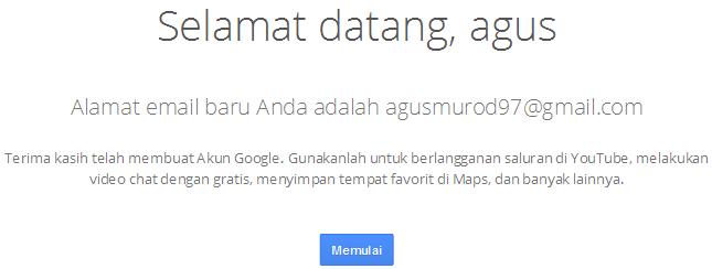 cara membuat akun google gmai