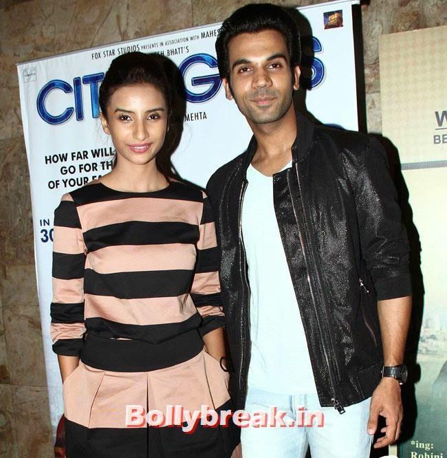 Patralekha and Rajkumar Rao