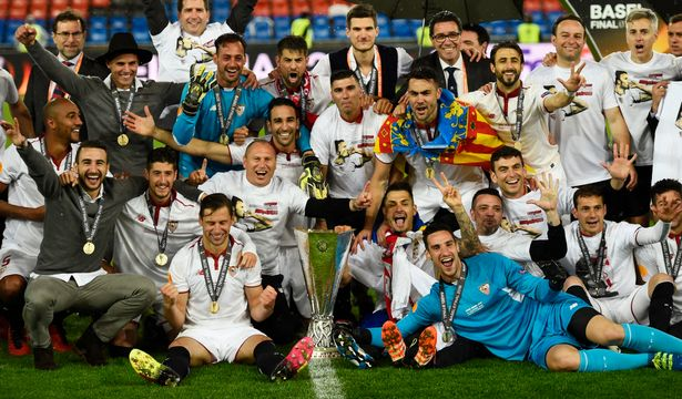Sevilla come from behind to beat Liverpool in the Europa League final