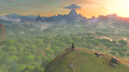 Review - The Legend of Zelda: Breath of the Wild ~ Opinions For Geeks