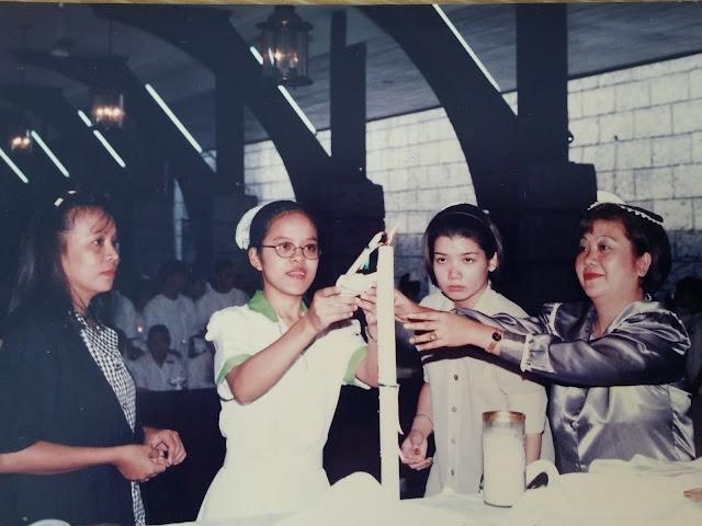 Nursing Candle Light Ceremony