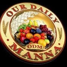 Our daily Manna Devotional November 8, 2017