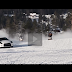 Nissan GTR Ripping Up A Ski Run Is Very Impressive