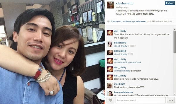 Claudine Barretto Addresses The Accusation On Her Being: Claudine Barretto New Boyfriend Denial Bashed