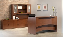 Mayline Brighton Reception Furniture