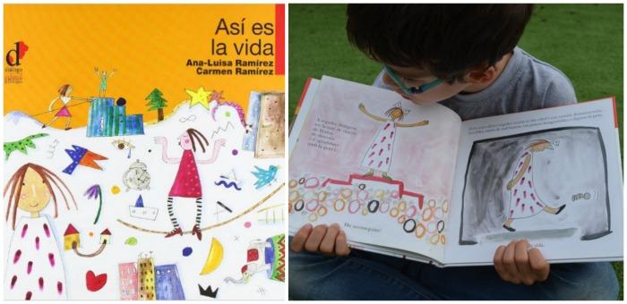 cuentos para enseñar valores niños: Así es la vida, optimismo, frustraciones diarias