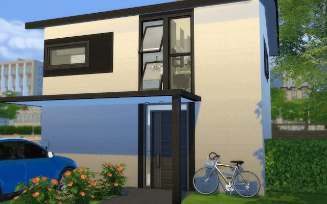 design house sims 4
