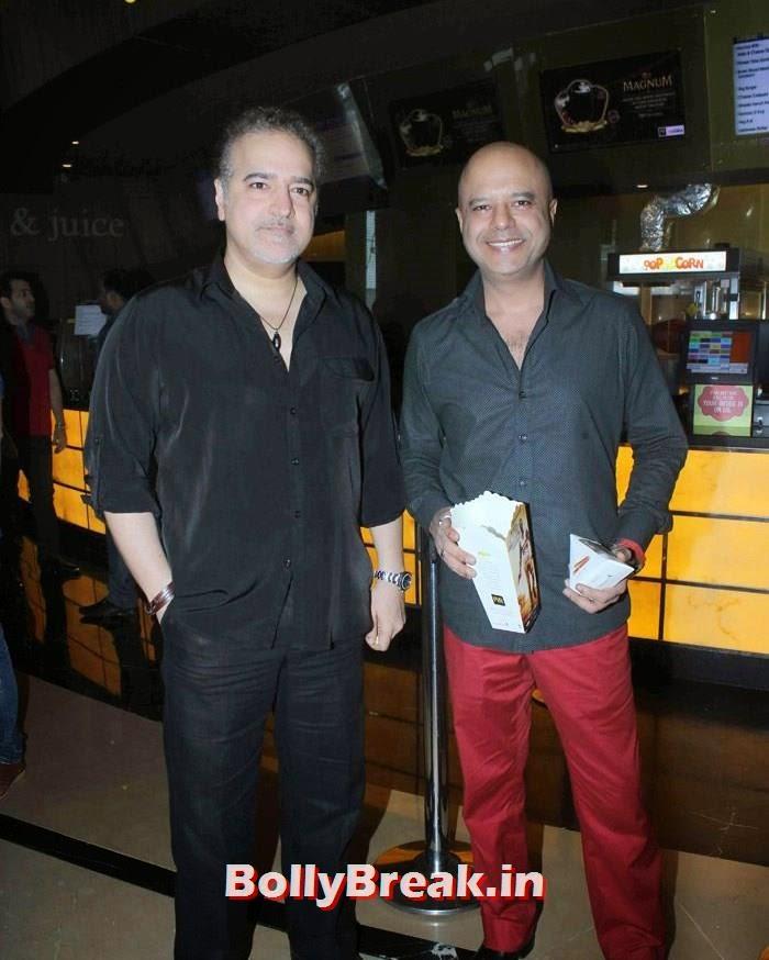 Ravi Bahl, Naved Jaffrey, Celebs at 'Roar' Movie First Look Launch