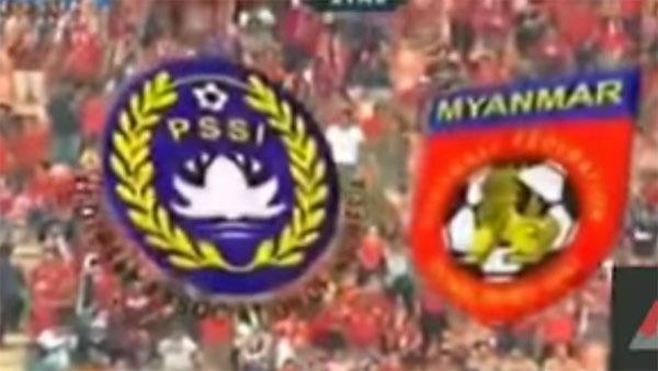 Indonesia kalah telak 1-3 atas Myanmar di laga perdana Luis Milla