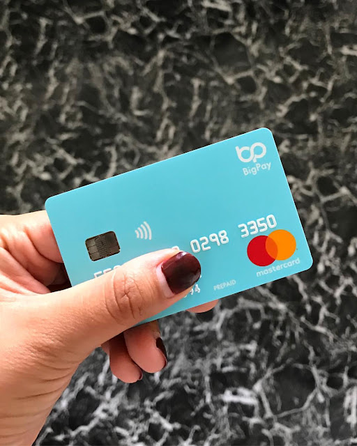 Q&A : BigPay Card - Cara Jimat Beli Tiket Flight AirAsia