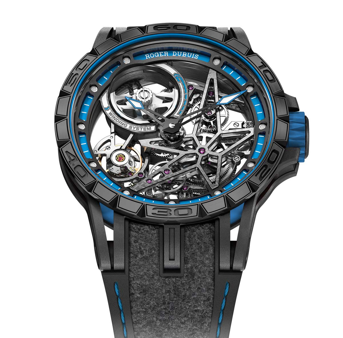SIHH 2017: Roger Dubuis