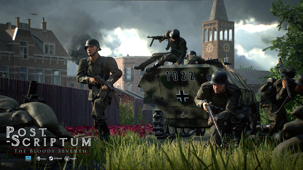 Post Scriptum PC Game Free For PC