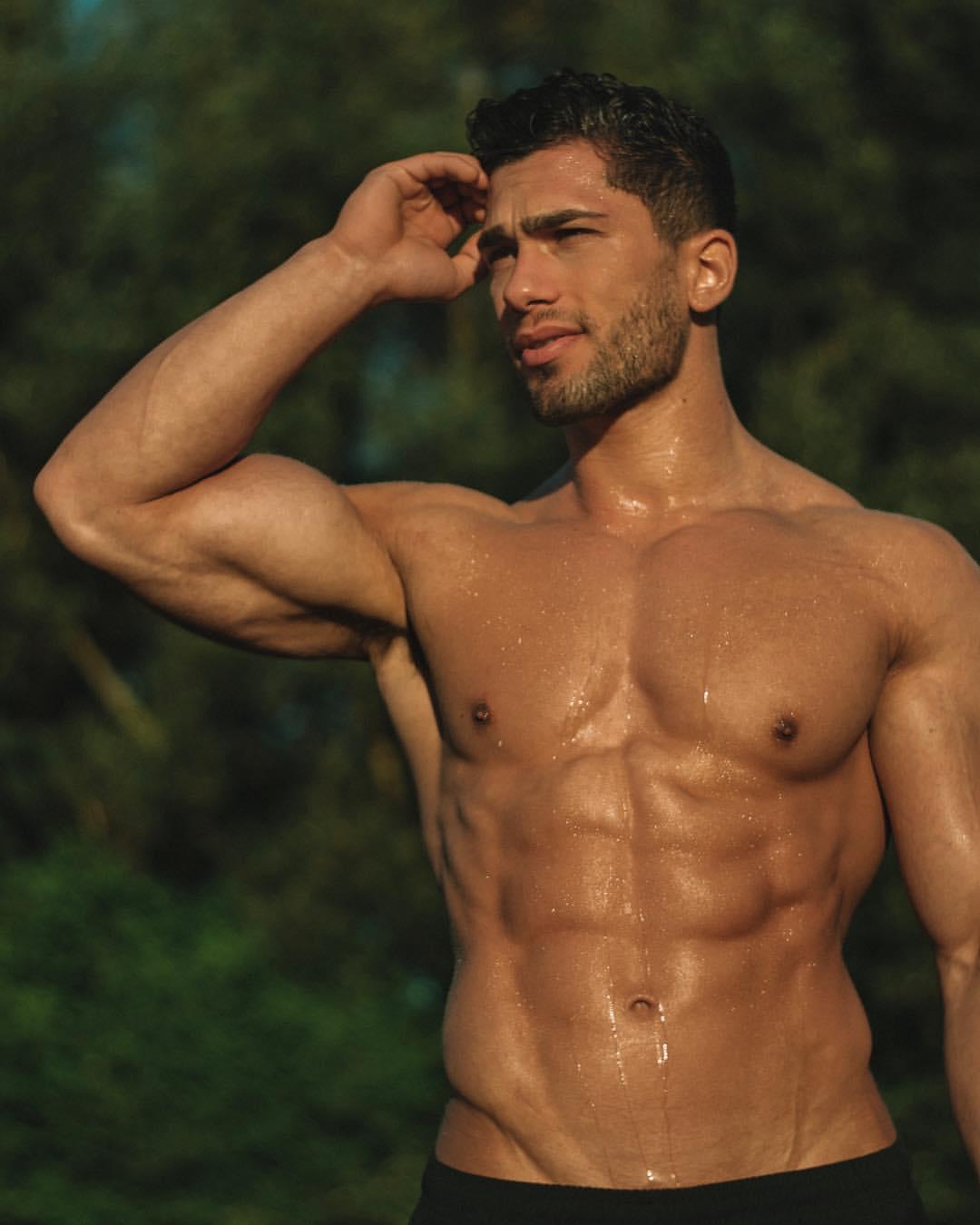 Anthony Pecoraro Porn shirtless men on the blog: marino katsouris shirtless