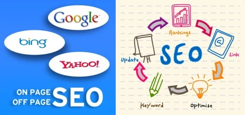 Differences Between On Page and Off Page SEO
