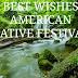 AMERICAN NATIVE FESTIVAL