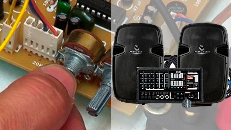 Circuito Bluetooth Casero : Construya su propio sistema de sonido electrónica avanzada ~ full