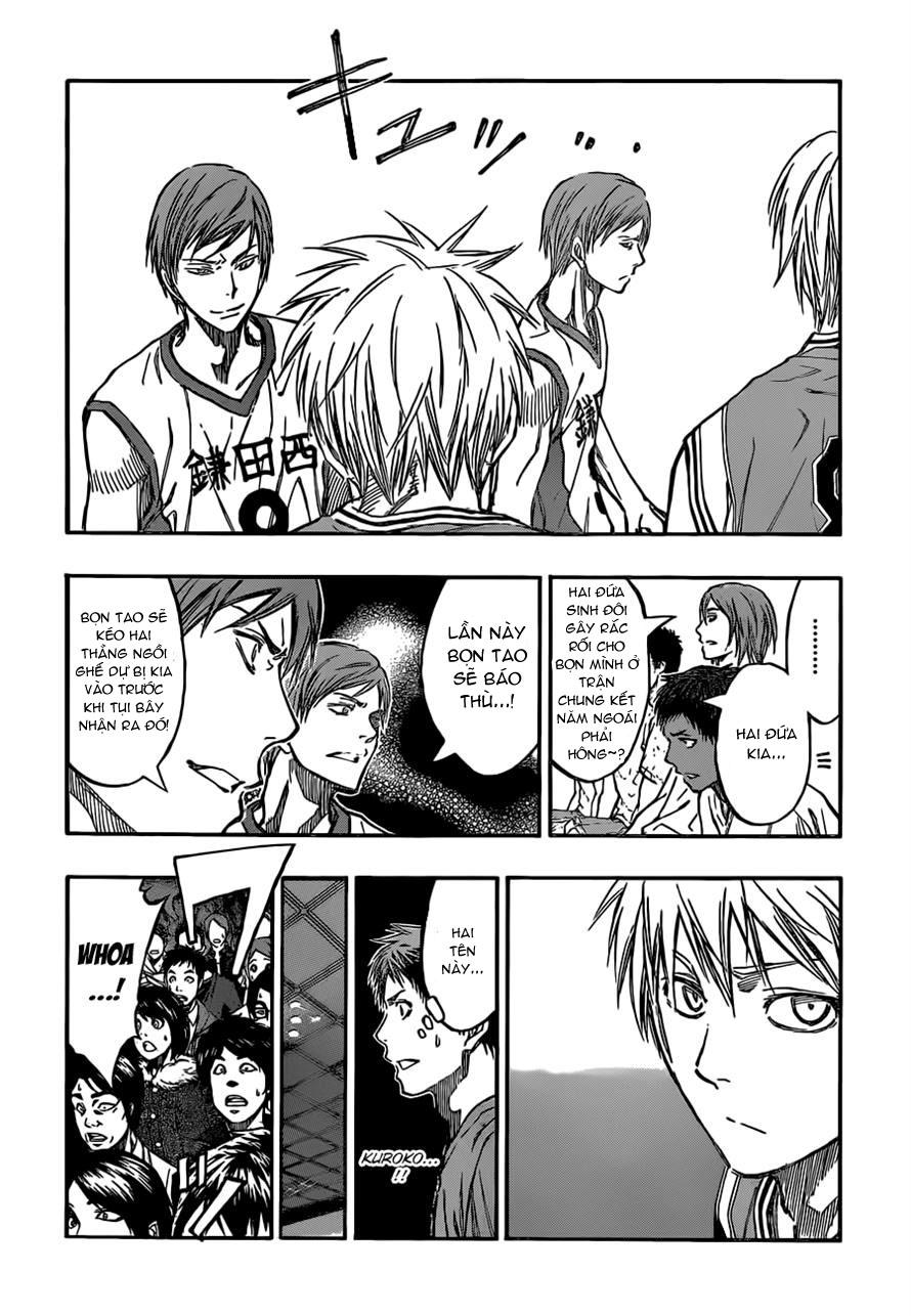 Kuroko No Basket chap 225 trang 16