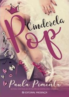 Cinderela Pop - Paula Pimenta - capa portuguesa