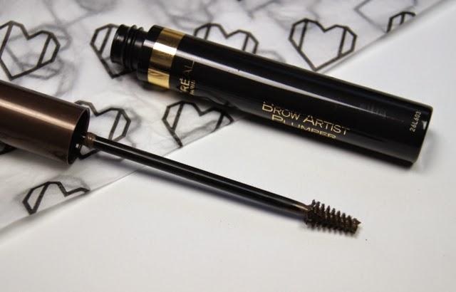 loreal brow artist plumper set tinted brow gel medium dark review