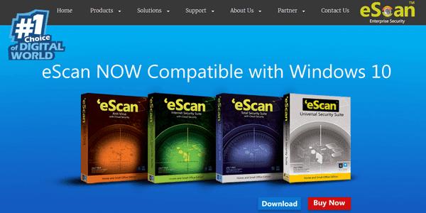 eScan Antivirus Toolkit, Gratis dan Terbaik untuk PC Windows