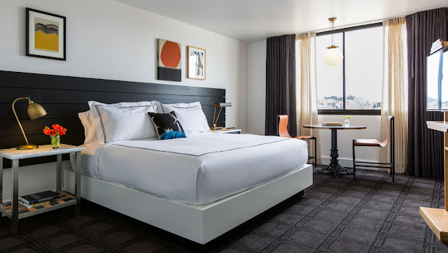 The Kimpton Buchanan Hotel in San Francisco is a boutique Kimpton hotel. Just like San Francisco, known for style and sophistication. Book your stay with us for best price guarantee!