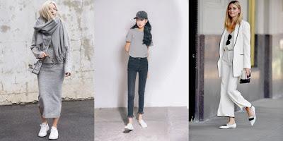 Fashion Wanita Pendek