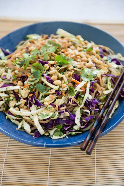 100 Days of Real Food: Fast & Fabulous Asian Noodle Salad