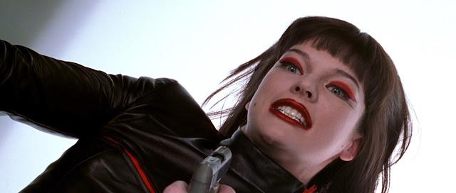 Milla Jovovich kön video