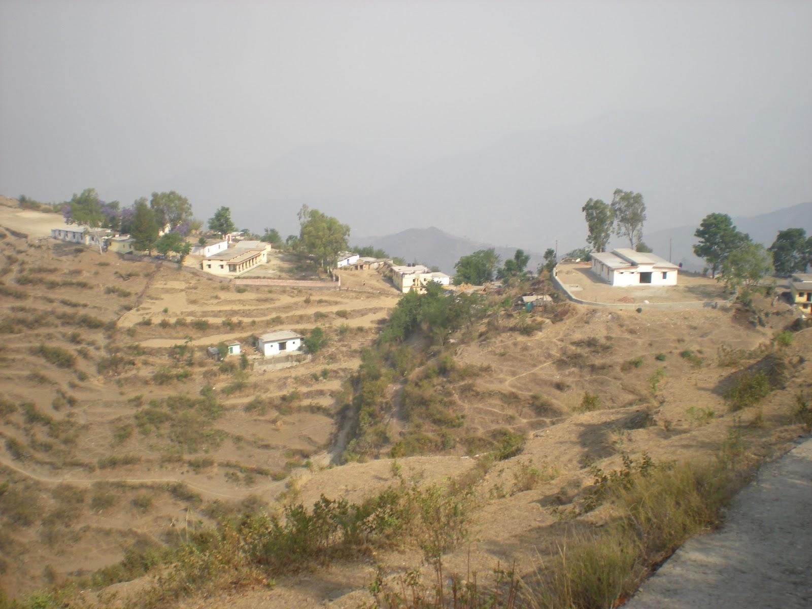 Inter College Srikotkhal, Pauri Garhwal, Uttarakhand, India